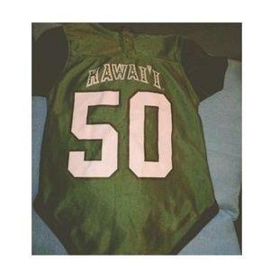 Authentic University of Hawaii Baby Onesie